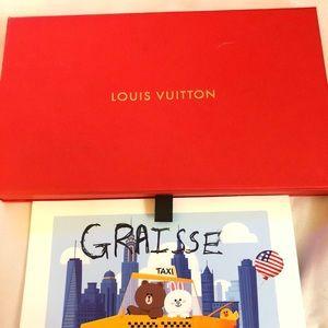 Louis Vuitton envelopes